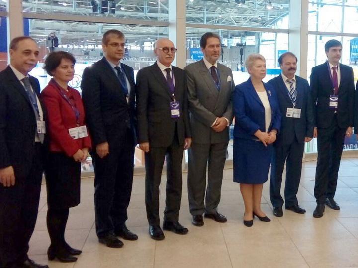 Азербайджан был представлен на совещании министров образования ОЧЭС