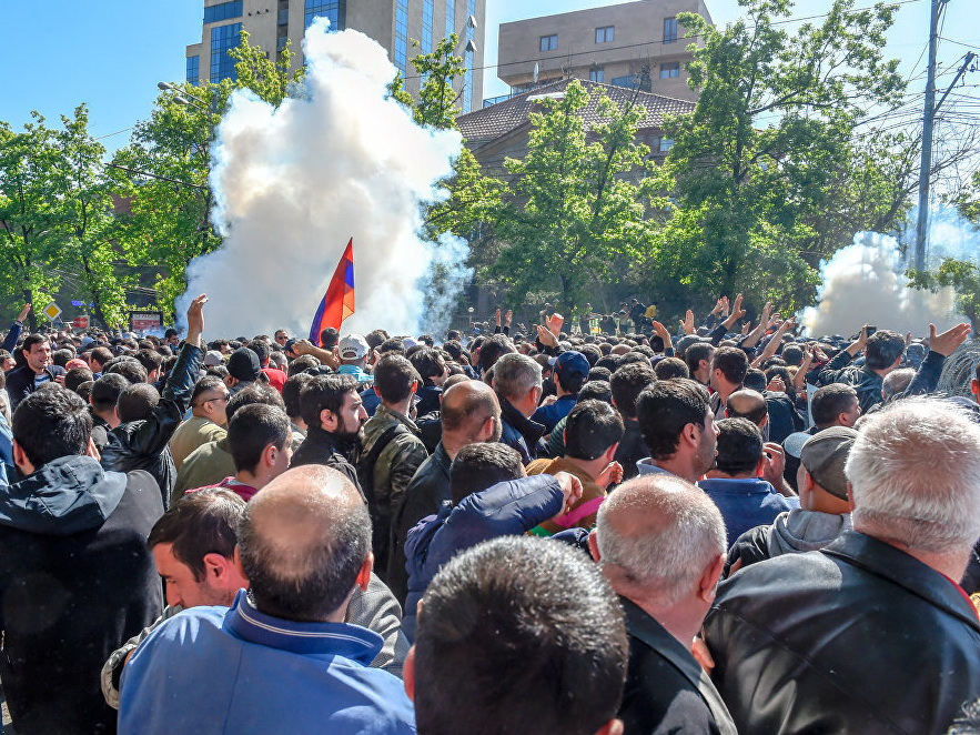 Ильгар Велизаде: Попустительство США развязывает армянским властям руки, чтобы творить беспредел