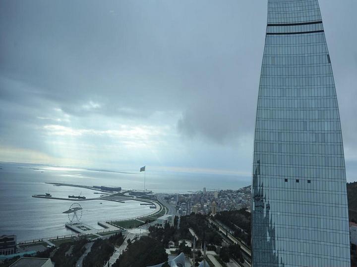 В воскресенье в Баку и на Абшероне облачно, температура до +18
