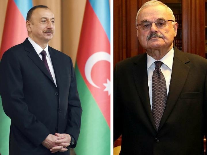 Ильхам Алиев поблагодарил Артура Раси-заде за деятельность на посту премьер-министра