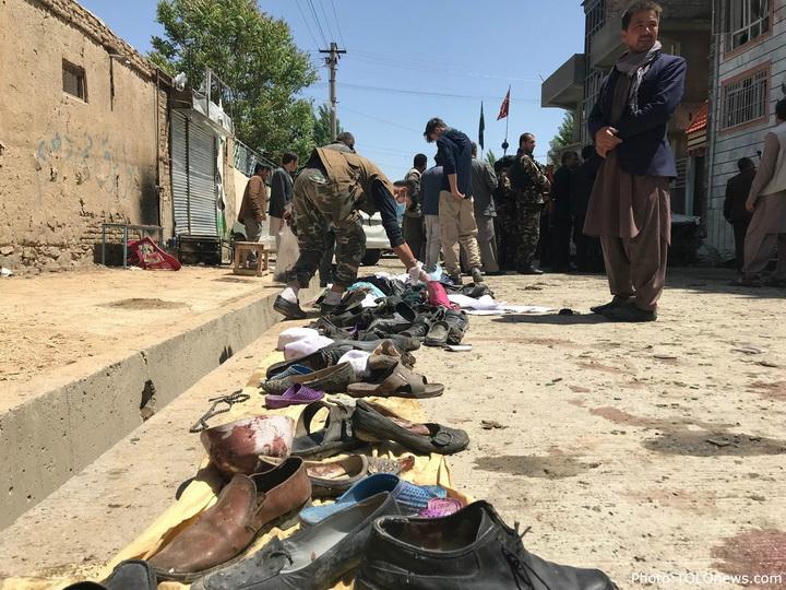 Число погибших при взрыве в Кабуле увеличилось до 57 - ОБНОВЛЕНО