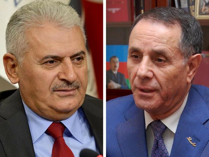Премьер-министр Турции поздравил нового главу правительства Азербайджана