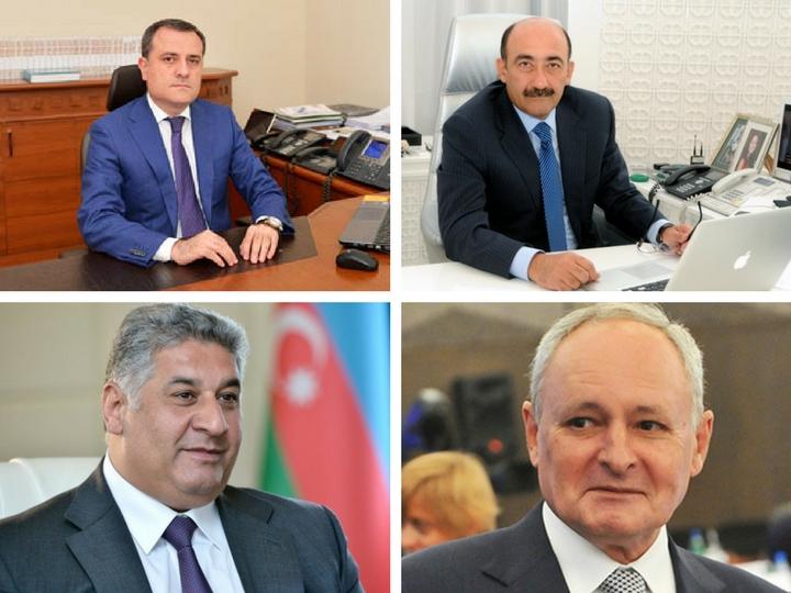 Назначены новые члены Кабинета министров Азербайджана