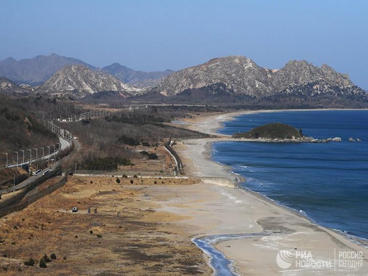 Южная Корея прекращает вещание против КНДР в буферной зоне