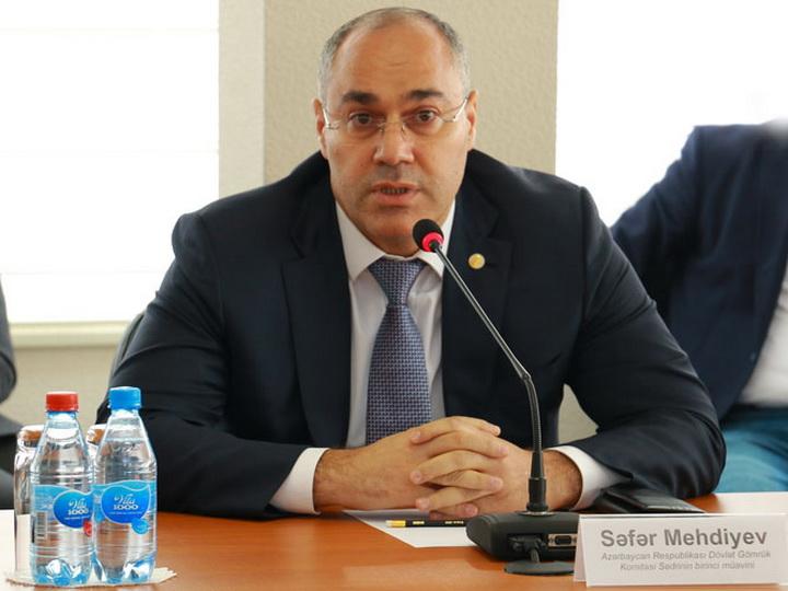 Сафар Мехтиев освобожден от должности первого зампреда ГТК Азербайджана