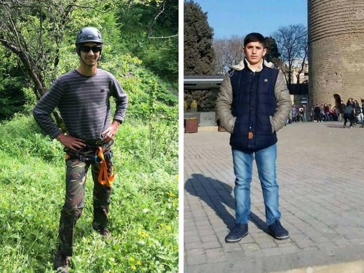 Вертолет начал поиски пропавших в Каспийском море близ Сумгайыта подростков - ФОТО