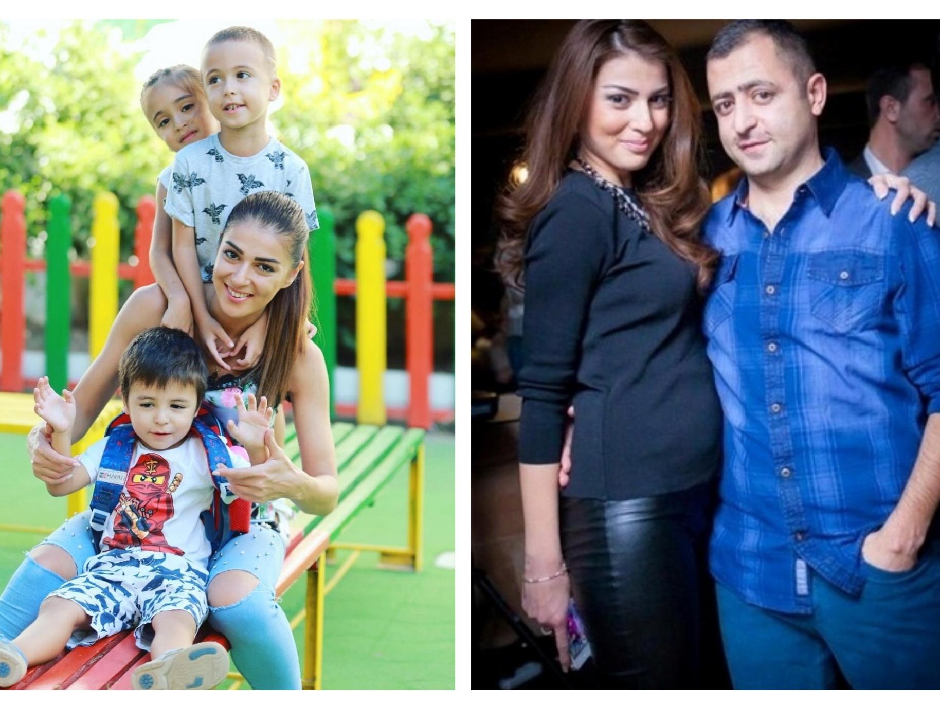 Актриса Севиндж Алиева: «Мысль о том, что я лишила детей семьи, порой не дает мне покоя» – ФОТО