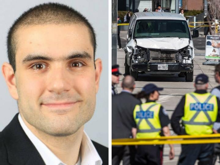 Совершивший теракт в Торонто - армянин Алек Минассян – ФОТО - ВИДЕО - ОБНОВЛЕНО