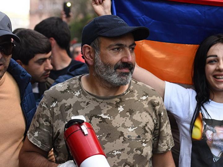 Пашинян заявил о готовности стать премьером Армении