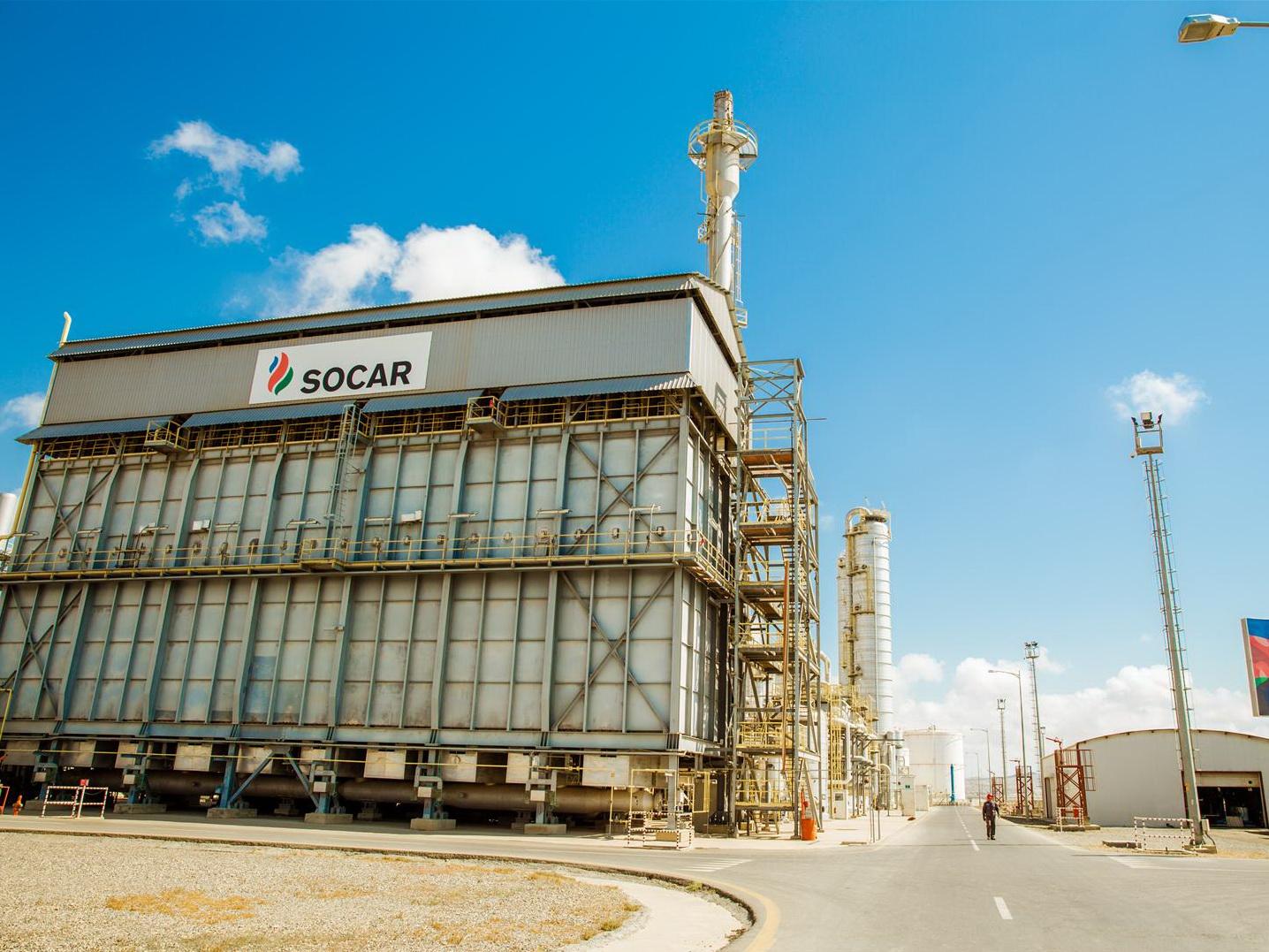 Оглашены планы «SOCAR Methanol» – ФОТО