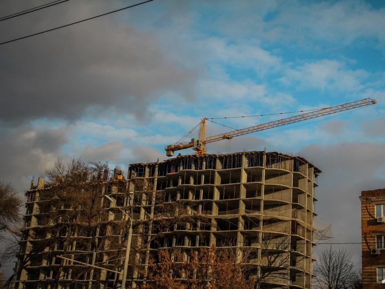 Для сотрудников Администрации президента будет построено новое жилое здание