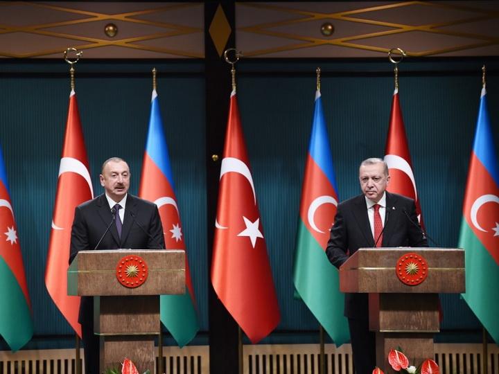Президент Ильхам Алиев: Сегодня Турция и Азербайджан - самые близкие друг другу страны - ФОТО