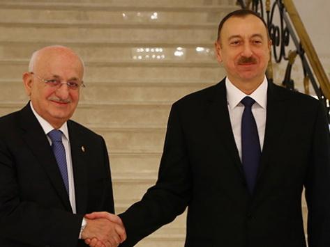 Ильхам Алиев: Нигде в мире нет столь близких друг другу стран, как Азербайджан и Турция - ВИДЕО