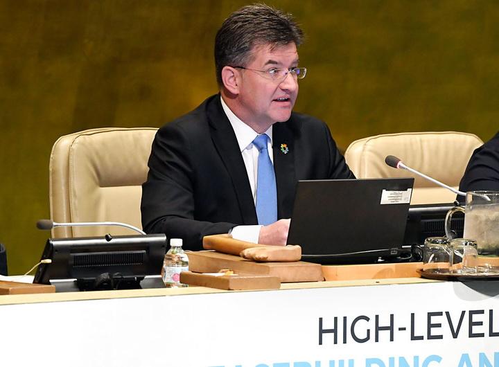Глава ООН: Важно устранять причины возникновения конфликтов