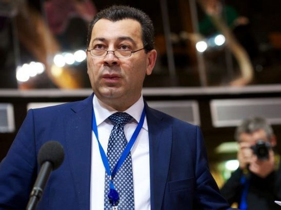 Самед Сеидов: «Я не хочу работать в таком Совете Европы» - ВИДЕО