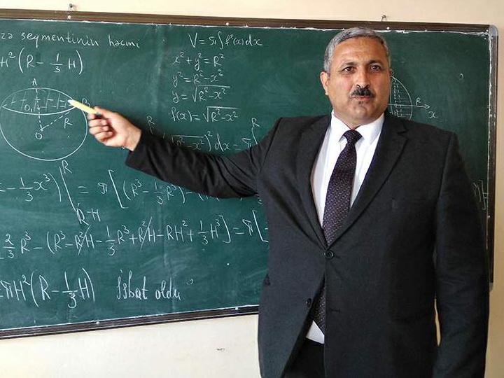Учитель из отдаленного села: «Для достижения успеха необходимы три составляющие»