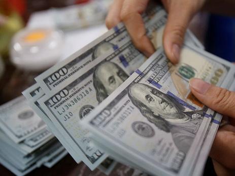 Обнародован курс маната к доллару США на 27 апреля