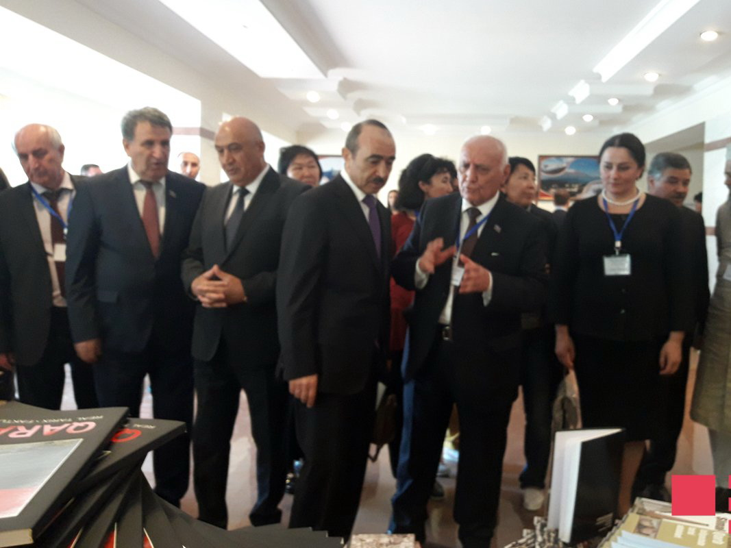 В Гусаре проходит международная конференция «Геноциды тюрко-мусульманских народов в ХХ веке» – ФОТО