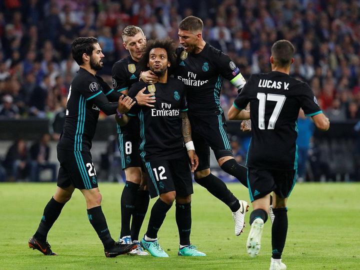 «Бавария» дома проиграла «Реалу» в первом полуфинальном матче Лиги чемпионов – ФОТО – ВИДЕО