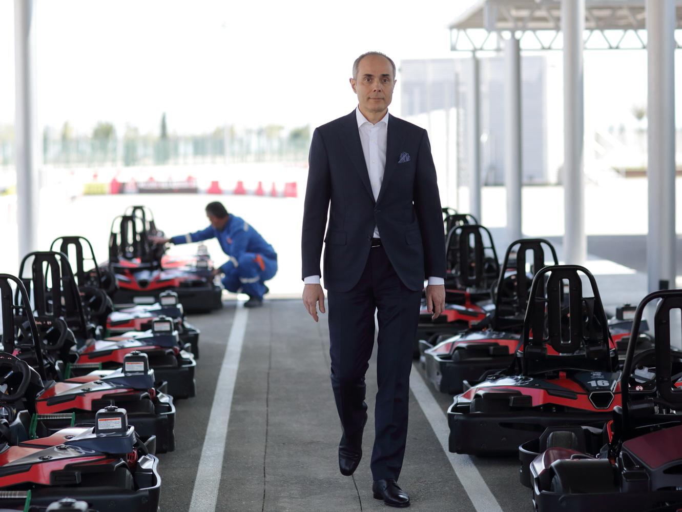 Эльчин Гасанов: «Мы будем развивать картинг, как одно из направлений автоспорта для того, чтобы в будущем, готовить пилотов Формулы -1»