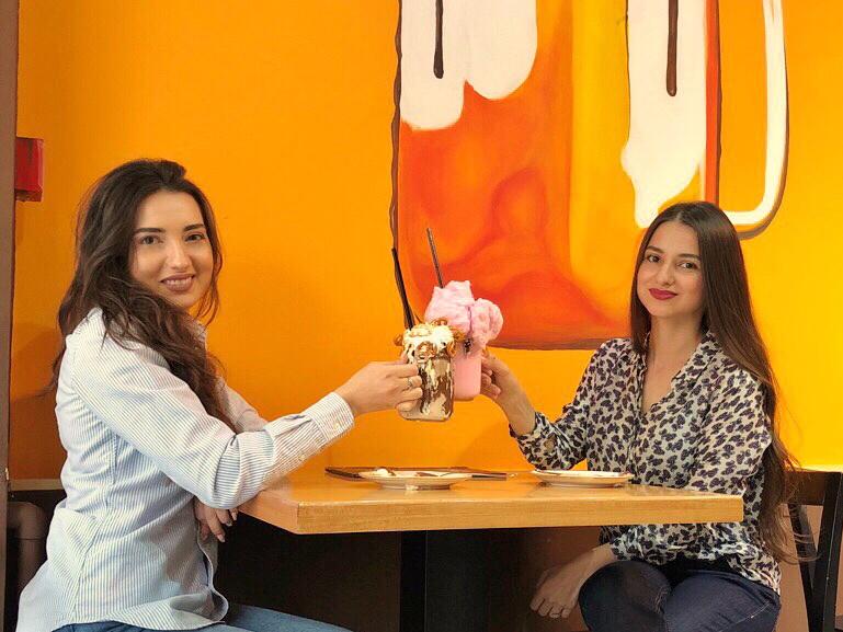 Start Up. «Boombalambuz» - безумные коктейли, покорившие бакинских сладкоежек – ФОТО