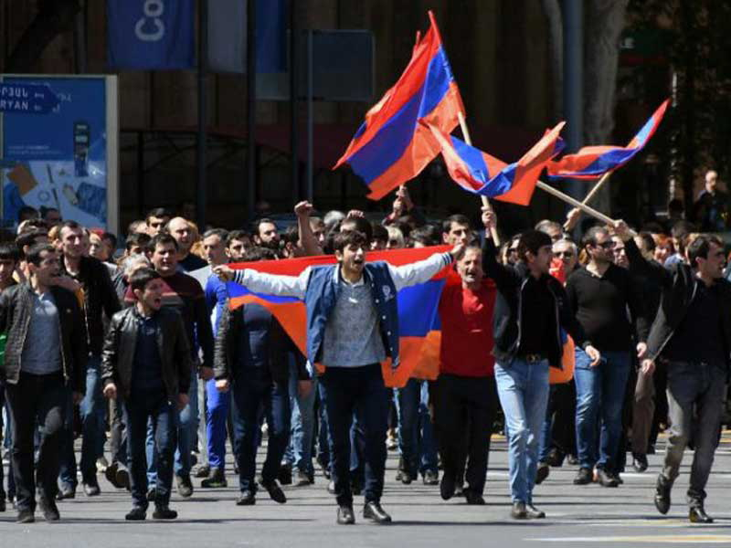 Can Sargsyan's ouster trigger new wave of violence in the South Caucasus?