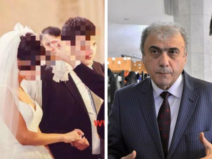 Дочь главы структуры азербайджанской диаспоры вышла замуж за армянина – ФОТО