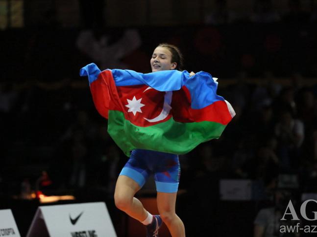 Элис Монолова проиграла финал, Гаджи Алиев и Эдишерашвили поборются за золото - ВИДЕО