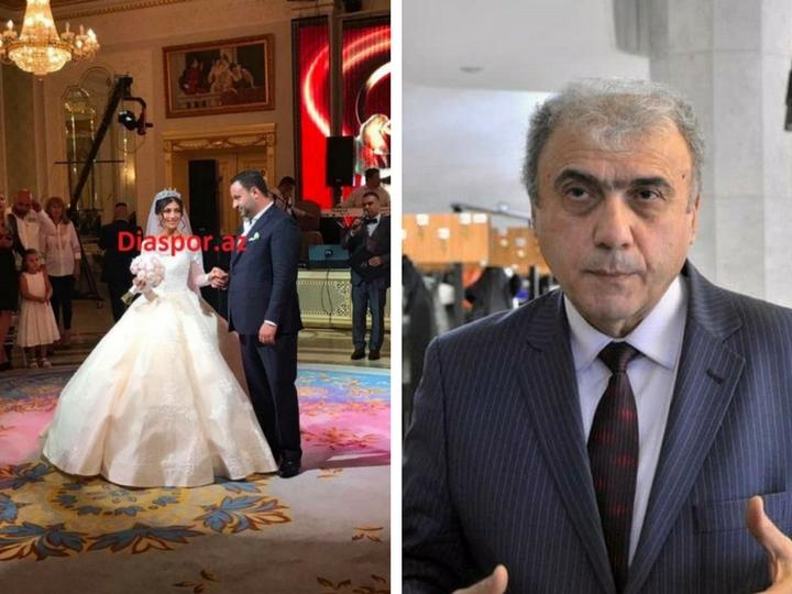 Глава азербайджанской диаспорской организации: «Моя супруга тоже армянка» – ФОТО – ВИДЕО