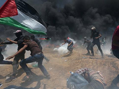 Число погибших при столкновениях в секторе Газа достигло 59 – ФОТО – ВИДЕО - ОБНОВЛЕНО