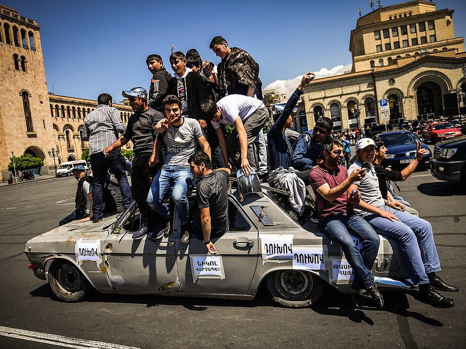 Нищая Армения, «конченная Европа» и пророссийский Пашинян: впечатления «Комсомолки» от поездки в Ереван