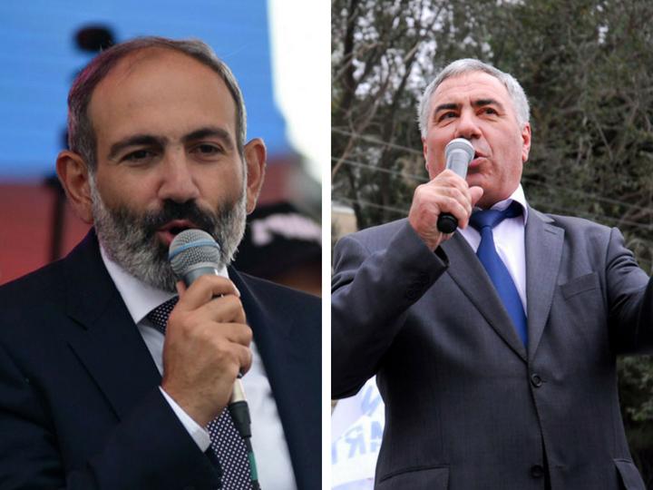 Хафиз Гаджиев: «Если встречусь с Пашиняном, то отрежу его ухо и положу в свой карман»