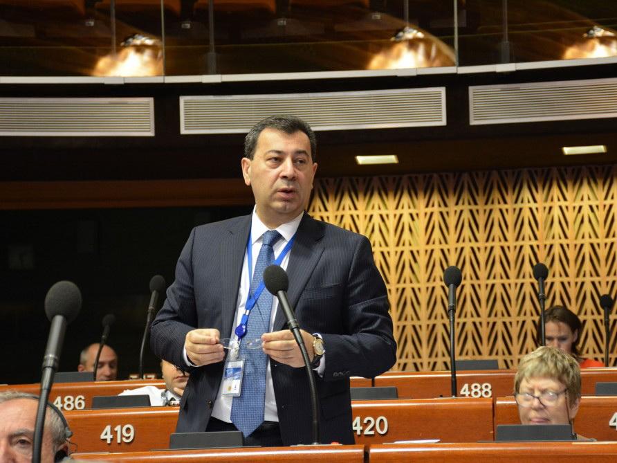 Самед Сеидов объяснил причину введенных против него санкций