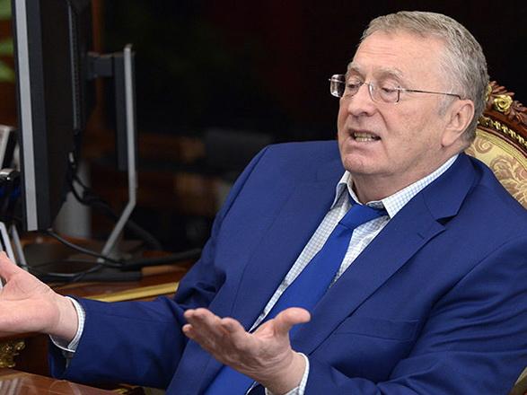 Жириновский решил расчленить Иран: «Перепадёт кусочек и Азербайджану»