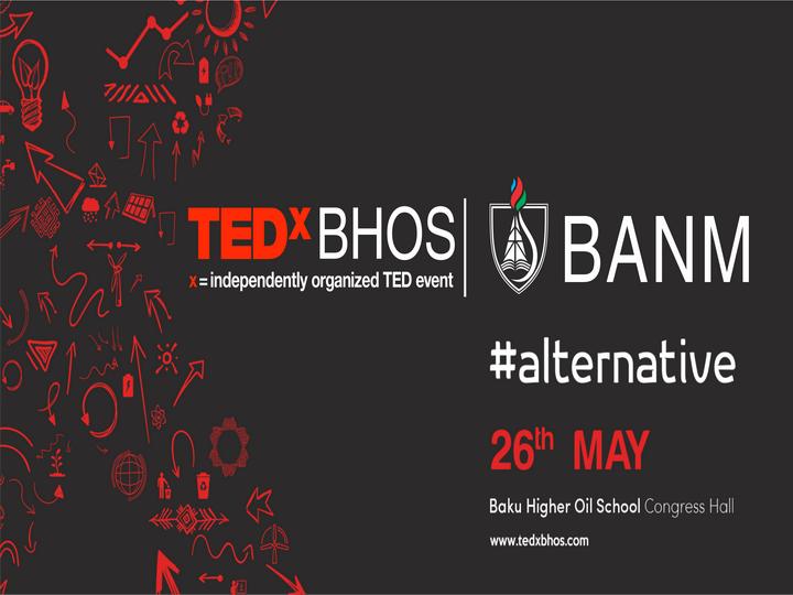 В Бакинской высшей школе нефти пройдет конференция TEDxBHOS