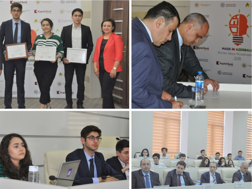 При поддержке Kapital Bank завершился проект Made in Azerbaijan-3