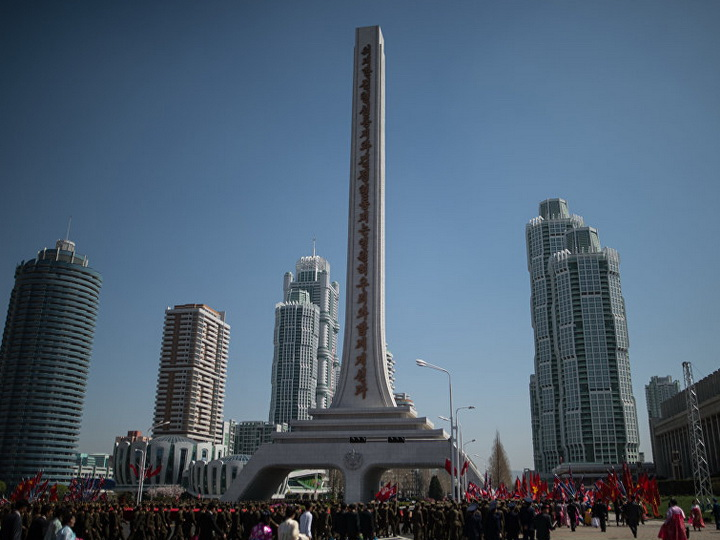 В КНДР отменили встречу с Южной Кореей