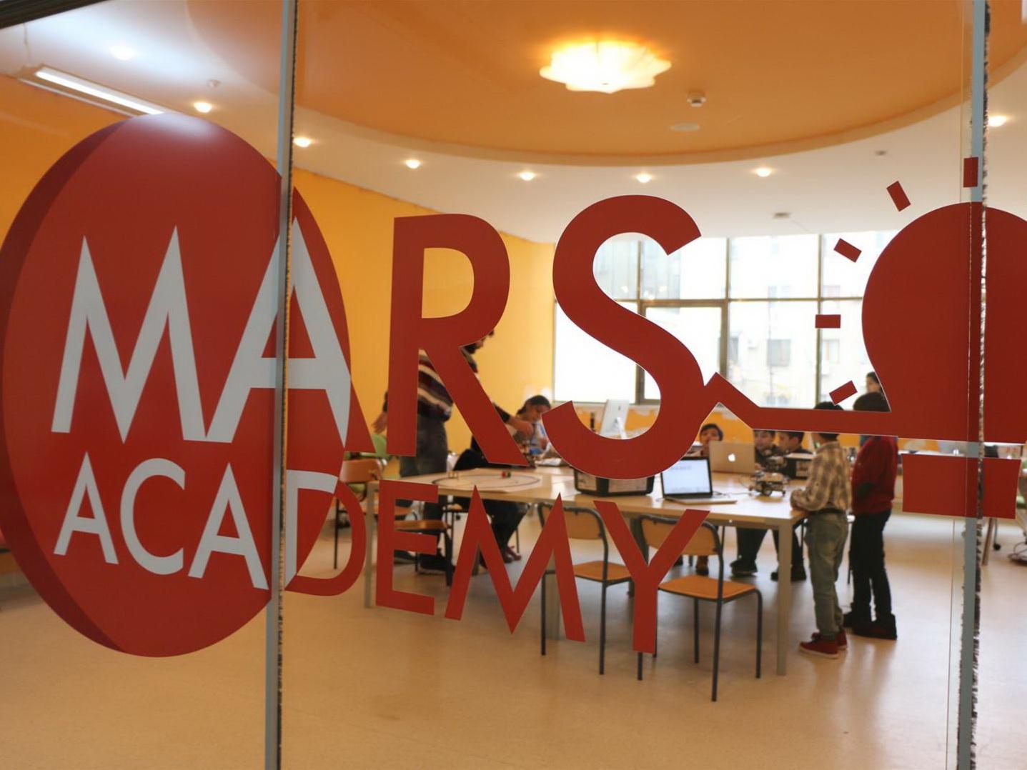 Mars Academy – здесь дети могут пробовать себя в разных технологических областях, становясь профессионалами будущего – ФОТО – ВИДЕО