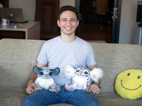 Start Up. Тогрул Самедов и его фантастические игрушки, которые покорили мир – ФОТО – ВИДЕО