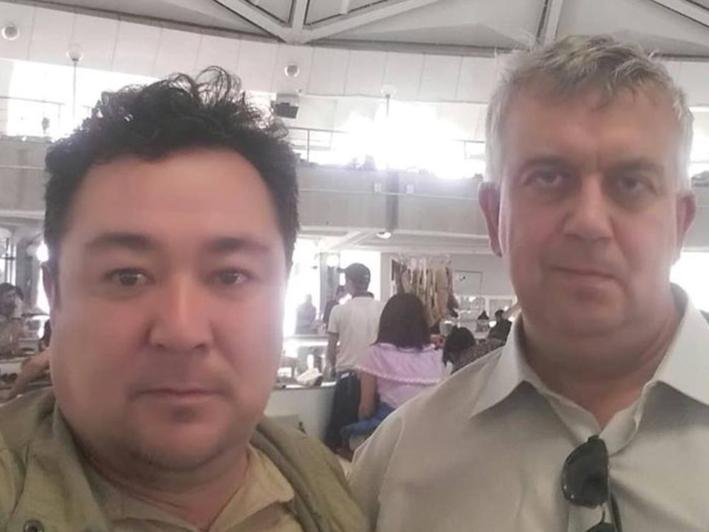 Защитники армянского терроризма против Олега Кузнецова