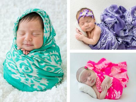 Проект «Silk and Babies» от национального бренда «Azerbaijan Kelagayi» – ФОТО