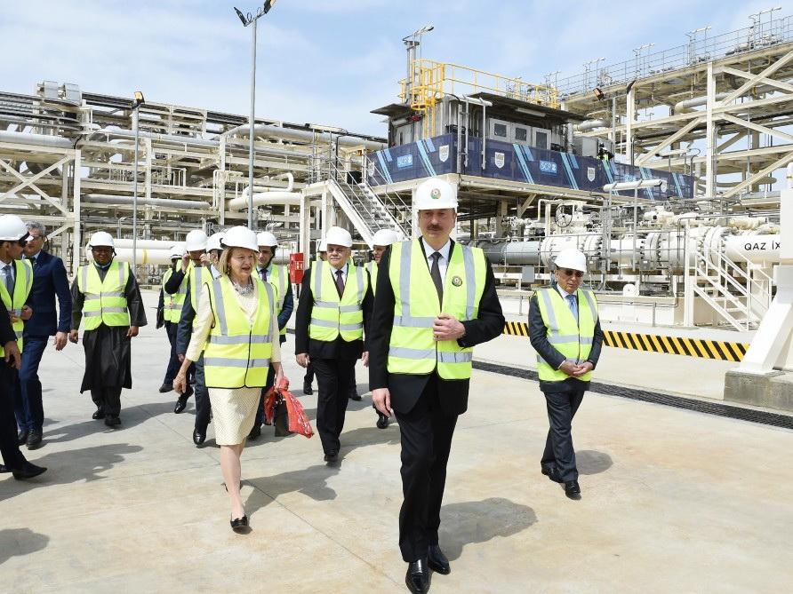 Южный газовый коридор и 3 важных месседжа Президента Ильхама Алиева