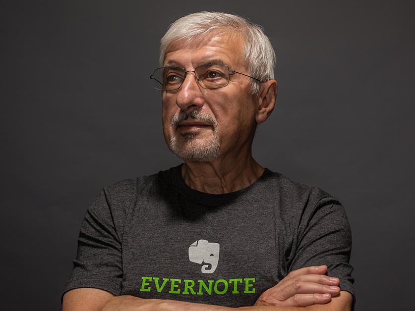 Основатель EverNote – выходец из Азербайджана – ФОТО – ВИДЕО