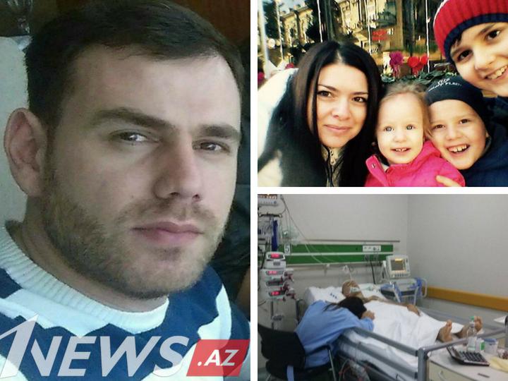 Бывшая жена Фархада Агаева: «Пустите моих детей к отцу!» - ФОТО