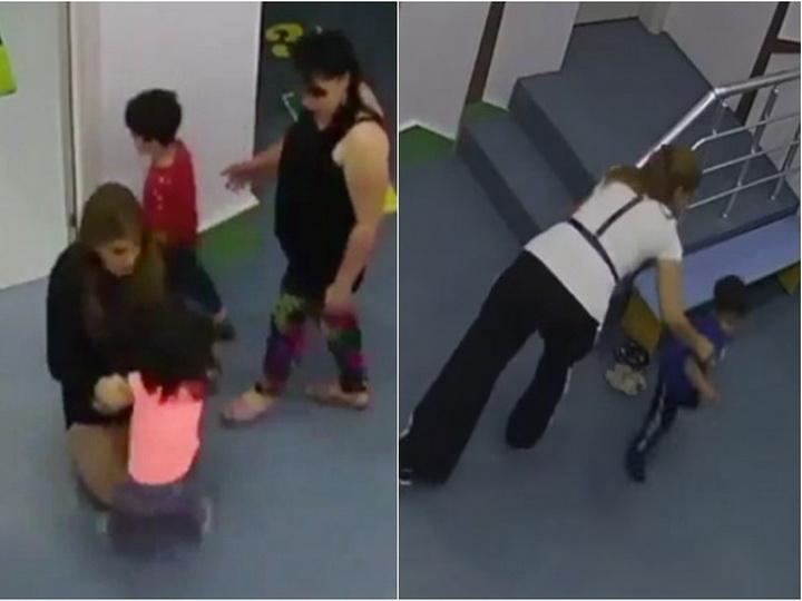 В Баку в детском саду избивают детей и издеваются над ними – ФОТО - ВИДЕО