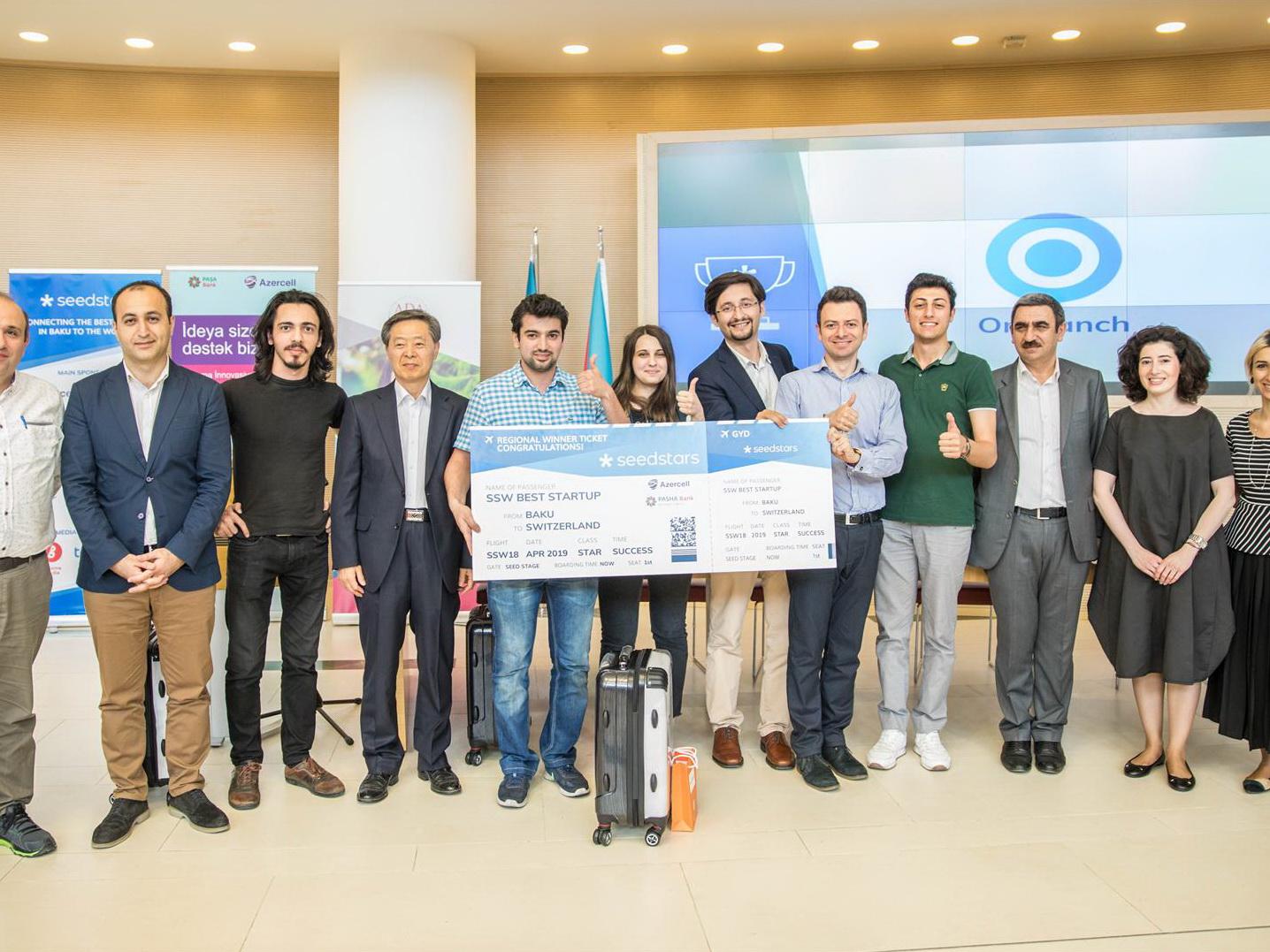 Объявлен лучший стартап Азербайджана – ФОТО
