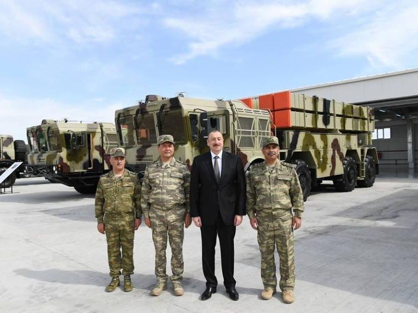 «Полонез» уже стоит на вооружении Азербайджанской армии – ФОТО – ВИДЕО