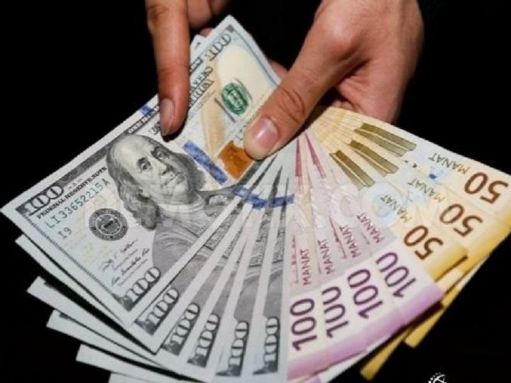 Dolların iyunun 20-nə olan rəsmi məzənnəsi açıqlanıb