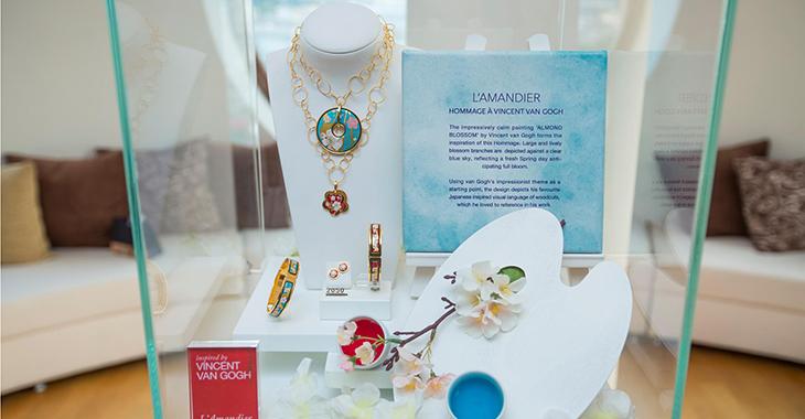 Австрийский ювелирный дом FREYWILLE презентовал новую ювелирную коллекцию «Посвящение Ван Гогу» – ФОТО