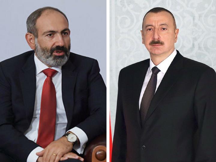 Путин познакомил Никола Пашиняна с Ильхамом Алиевым